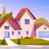 dráguló kamatok, emelkedő ingatlan árak, lassuó lakáspiac